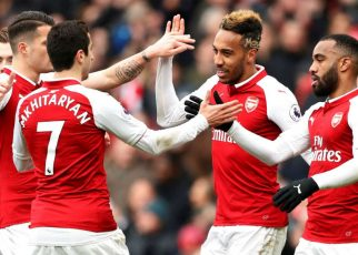 CLB Arsenal chiến thắng