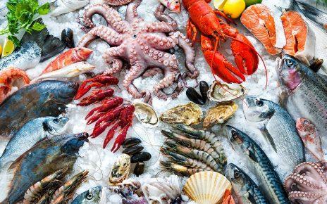 khử mùi tanh hải sản hiệu quả