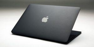 Màu tối nhất đến từ các phiên bản của Mac
