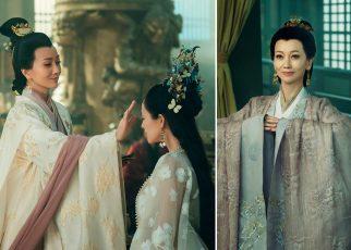 Triệu Nhã Chi đóng vai mẹ của Chương Tử Di